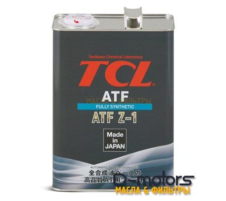 Трансмиссионное масло для автоматических коробок передач TCL ATF Z-1 (4л.)