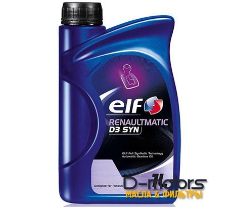 ELF RENAULTMATIC D3 SYN (1л.)