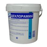 Средство для бассейна Маркопул Дехлорамин, очистка воды от хлораминов 1кг