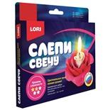 Набор для изготовления свечи Lori Нежная Роза Пз/С-002