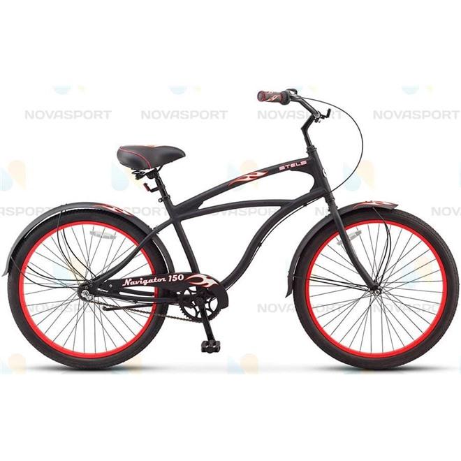 Велосипед Stels Navigator 150 3Spd (2014), интернет-магазин Sportcoast.ru