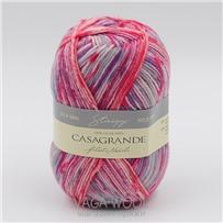 Пряжа Stripy цвет 544, 210м/50г, Casagrande