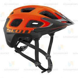Шлем велосипедный Scott Vivo Orange/Black, интернет-магазин Sportcoast.ru