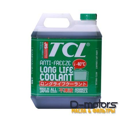 АНТИФРИЗ TCL LLC -40С зеленый (4л)