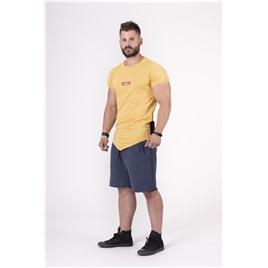 Ne Red Label V-typical T-shirt цв.горчичный