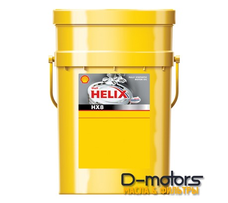 SHELL HELIX HX8 SYNTHETIC 5W-30 (20л.)