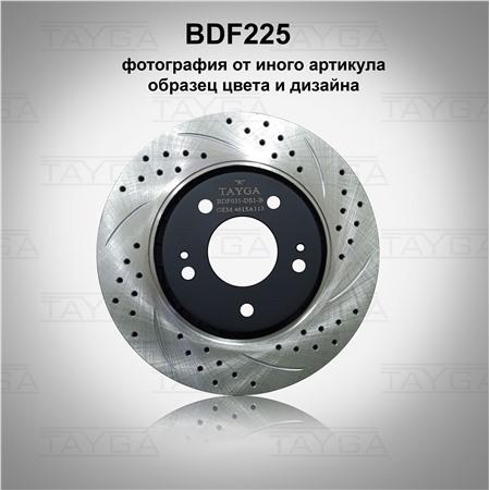 BDF225 - ЗАДНИЕ