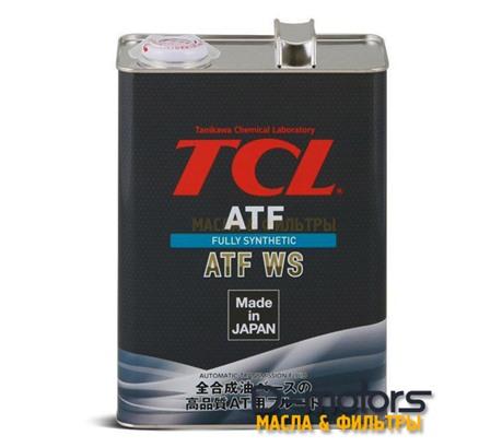 Трансмиссионное масло для автоматических коробок передач TCL ATF WS (4л)