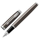 Ручка перьевая Parker IM Core Dark Espresso CT 1931650